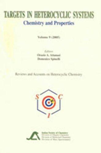 (Targets in Heterocyclic Systems: Volume 12 (Italian Society of Chemistry))