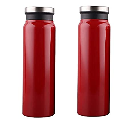 GWHW Botella De Agua De Acero Inoxidable Botella Termica ...