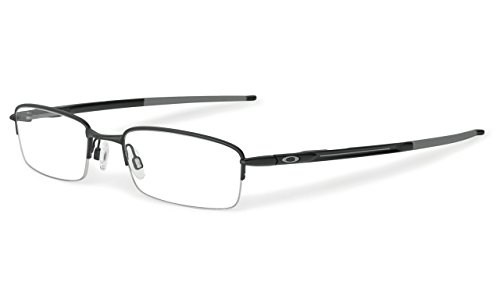 Oakley Rhinochaser Men's Active RX Prescription Frame - Satin Black / Size - Sunglasses Reading Oakley