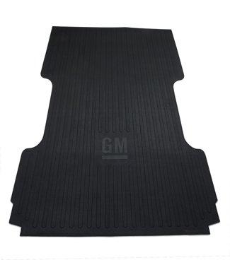 Heavy Duty Bed Mat - 2007-2013 Chevrolet Silverado or GMC Sierra Heavy Duty Bed Mat for 8' Bed by GM 17803372