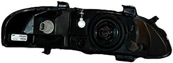 TYC 20-5908-00 Nissan Sentra Driver Side Headlight Assembly