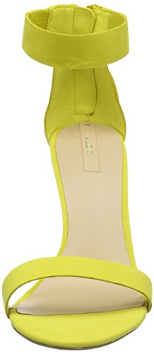 Aldo Celena - Sandalias de tobillo Mujer Amarillo - Gelb (Yellow Miscellaneous / 67)