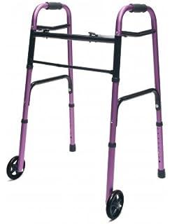 Amazon.com: Movilidad – Lumex colorselect adulto – Andador ...