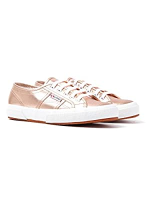Superga Women's 2750 Cotmetu Low-Top Sneakers