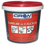 Carbure de Calcium - 500 gr - Rodonticide - CIRON