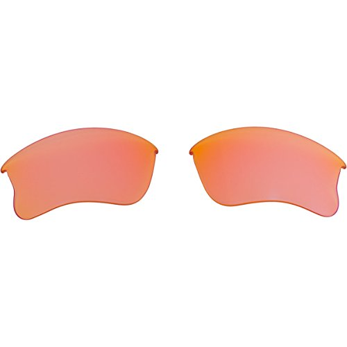 Oakley Flak Jacket XLJ Replacement Lens,Multi Frame/High Intensity Persimmon Lens,One (Persimmon Accessories)