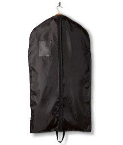Bodek And Rhodes 63215300 9009 UltraClub Garment Bag Black One