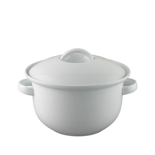 Thomas Trend Tureen with Lid, Soup, Porcelain, White, Dishwasher Safe, 3.1 L, 11020