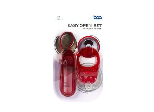 Boa Bo11225 Easy Open Set  Lollipop And Canpull