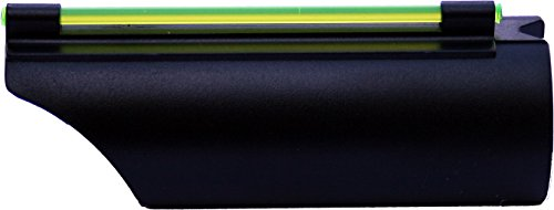 Universal Shotgun Sight (Truglo TG93A  Glo-Dot II 12-20 Gauge Sight, Green)