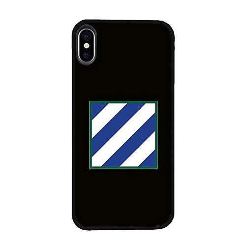 - Skinsends U. S. Army - 3rd Infantry Division Phone Case Compatible with iPhone X/Xs, We Shall Remain There U. S. A. Hard Plastic Previous Cases Compatible with iPhone Xs