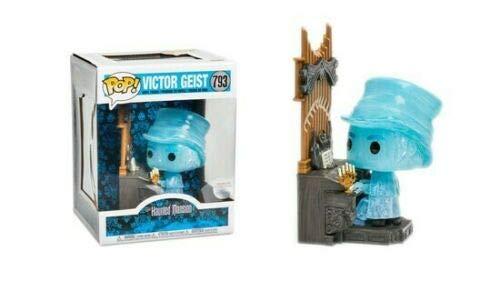 Disney Funko Pop Victor Geist Haunted Mansion Organist #793