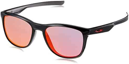 14599d302a0 Oakley Men s Trillbe X Non-Polarized Iridium Rectangular Sunglasses