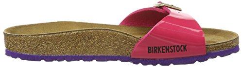 Birkenstock Madrid Birko-flor - Mules Mujer Pink (Pink Lack)