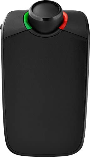 Parrot MINIKIT Neo 2 HD Téléphone Portable Bluetooth Noir Haut-Parleur - Haut-parleurs (Téléphone Portable, Noir, 10 m, 3 W, sans Fil, Bluetooth)