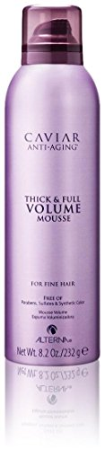 Alterna Caviar Volume Thick and Full Volumizing Mousse, 8.2 Fluid Ounce