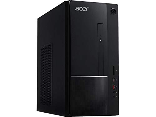 Acer Desktop Computer Aspire T TC-865-NESelecti5 Intel Core i5 8th Gen 8400 (2.80 GHz) 8 GB DDR4 1 TB HDD Intel UHD Graphics 630 Windows 10 Home ()