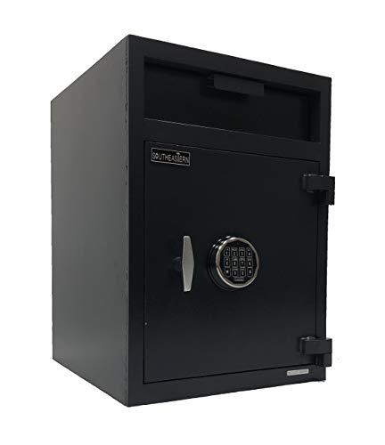 Southeastern F2820ILK Cashbag Drop Depository Safe with Quick Digital Lock w/Inner Dual Key Locker by Southeastern (Image #2)