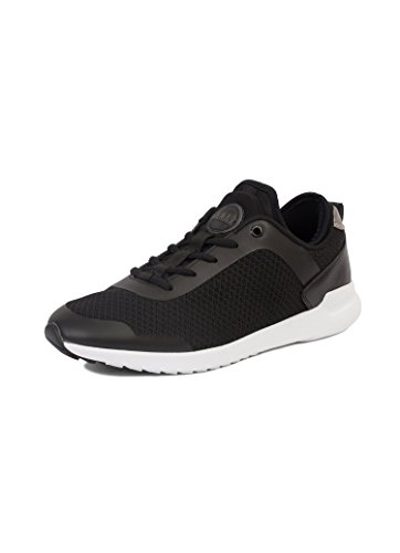 Sneakers Uomo Colmar 45 Nero A-shooter Neon Autunno Inverno 2016/17
