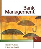 Bank Management 7Th (Seventh) Edition Text Only