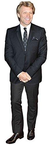 Jon Bon Jovi Life Size Cutout (Bon Jovi Patch)