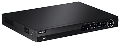 8 Chnl HD PoE Pul NVR w2TB HDD
