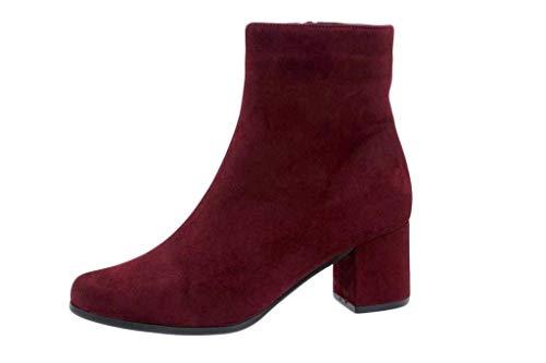 Modã¨le 185387 Couleur Violet Marque Piesanto Boots Noir Boots Bottines Noir xqZw07wX