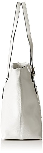 GERRY WEBER Rainbow Shopper - Shopper Mujer Blanco - blanco (White 100)