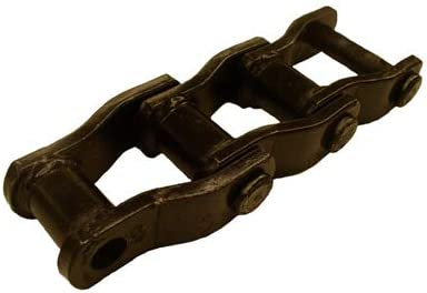 WR106 // 6 in Pitch Engineering Chain Carbon Steel Material Riveted