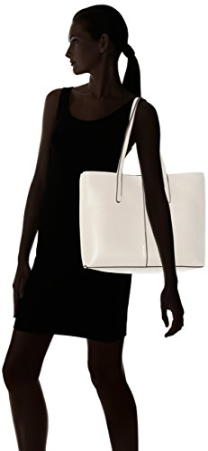 Bianco 101 With Shopper Lhz Me Comma Donna offwhite Sacchetto wRqOAwYx