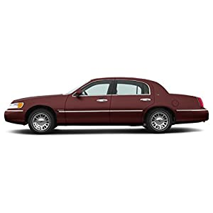Amazon Com 2000 Lincoln Town Car Reviews Images And Specs Vehicles