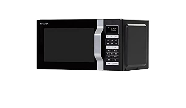 Sharp Home Appliances R860BK Encimera - Microondas (Encimera ...