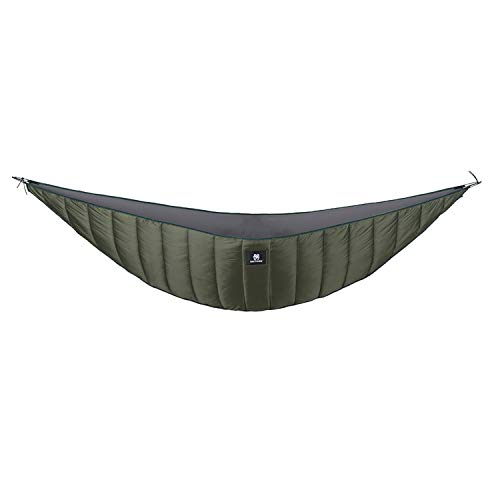 OneTigris Night Protector Hammock Underquilt, Essential Hammock Gear (OD Green - 3 Seasons)