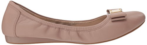 5 Canyon Women's Haan 7 Tali Sugar UK Rose Leather Cole Ballet Maple Bow Flat Rp4xAq