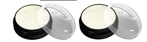 CoverGirl Flamed Out Shadow Pot, Blazing White 350 - Pack of
