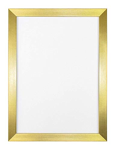 FRAME Company Rainbow Colour Range Picture/Photo/Poster with an MDF Backing BoardReady to Hang Or Stand (40.6x40.6cm) 16