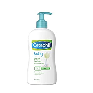 Cetaphil Baby Daily lotion, 400...
