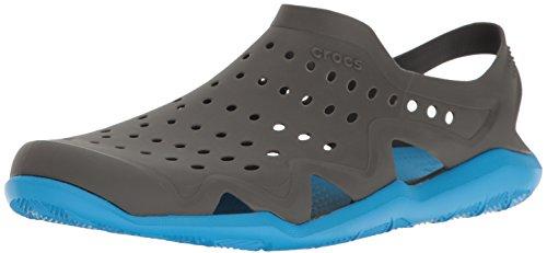 08u Grigio Crocs Uomo Swiftwater Graphite Brouge Wave Stringate Scarpe Ocean xYfqpzYw7