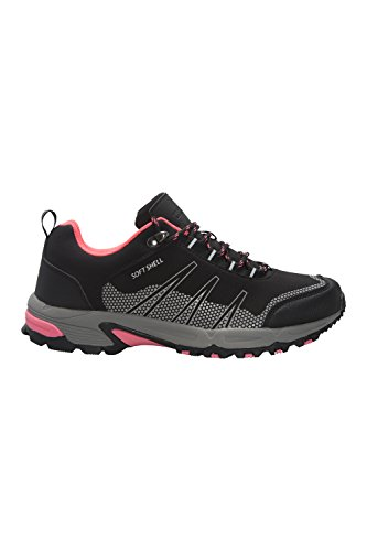 Annapurna Softshell Mountain Negro Warehouse Shoe Running axwAq