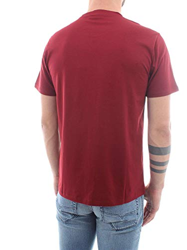 Calvin Klein K10k103078 shirt Bordeaux T Uomo araqd