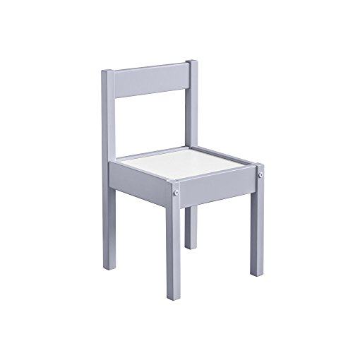 baby relax hunter 3 piece kiddy table and chair set gray buy online in uae baby product. Black Bedroom Furniture Sets. Home Design Ideas