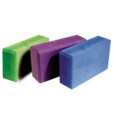 EcoWise Yoga Block (Blue Dahla)