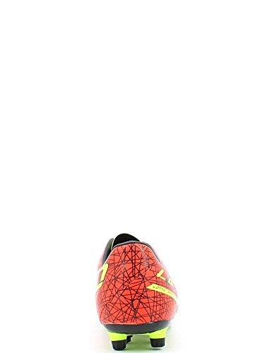 Lotto - Botas de fútbol de Material Sintético para hombre Rojo rojo Multicolor - red warm/black