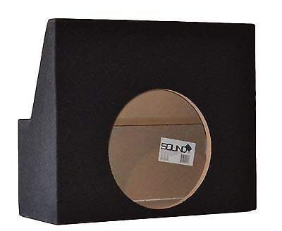 SoundBox Chevy Corvette C5 Z06 Single 12'' Subwoofer Enclosure Sub Box 1997-2004