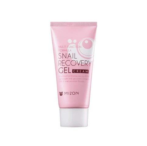 (Mizon Snail Recovery Gel Cream for Wrinkle Care Skin Elasticity and Moisture, Fragrance Free, Paraben Free 45ml 1.52 fl.oz)