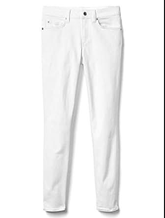 Gap Mid rise curvy true skinny jeans (28 R)