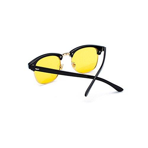 Aoligei Classique polarisée lunettes de soleil lady masculins tendances lunettes de soleil Q