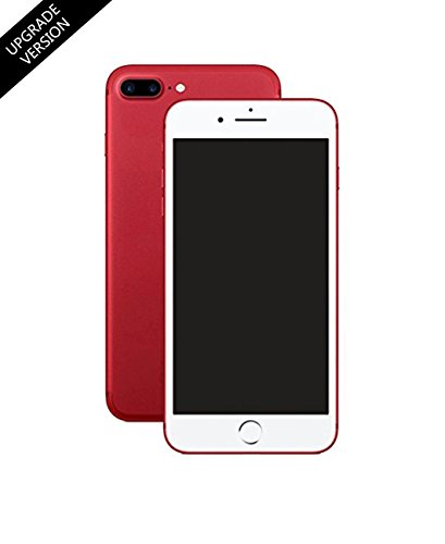 Metal Dummy Phone Model for Apple iPhone 7 4.7 inch/7 Plus 5.5 inch, Non-Working 1:1 Scale Toy Case (Red 5.5)