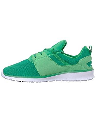 Zapatos Dc Heathrow Verde (Eu 42 / Us 9 , Verde)