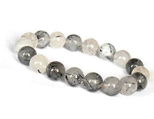 MANIFESTATION 8mm Crystal Healing Gemstone Intention Bracelet LAW of ATTRACTION